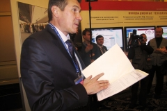 The International Forum «Transport Infrastructure in Russia in 2011»